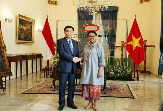 Việt Nam- Indonesia sẽ thoả thuận vùng đặc quyền kinh tế chồng lấn - Ảnh 1.