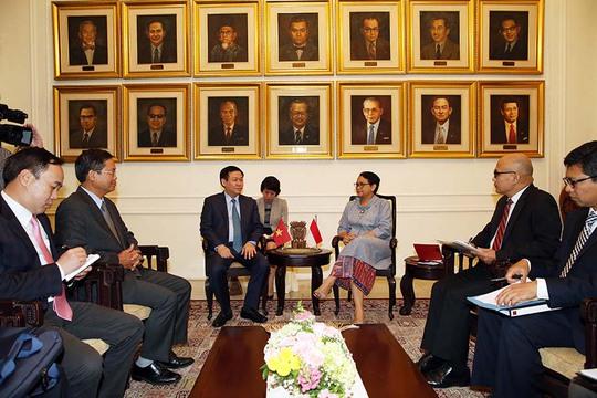 Việt Nam- Indonesia sẽ thoả thuận vùng đặc quyền kinh tế chồng lấn - Ảnh 2.
