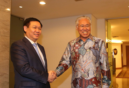 Việt Nam- Indonesia sẽ thoả thuận vùng đặc quyền kinh tế chồng lấn - Ảnh 3.