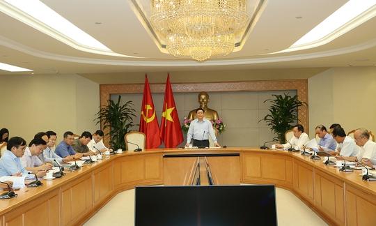 Ông Võ Kim Cự làm Phó Trưởng Ban chỉ đạo đổi mới HTX - Ảnh 1.