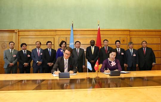 Việt Nam nằm trong mạng lưới có sự tham gia của G7, G20 - Ảnh 3.