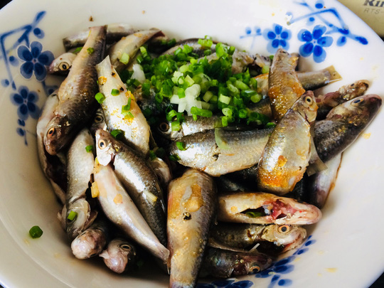 Dân hai lúa mà mua nhầm cá linh thở oxy - Ảnh 1.