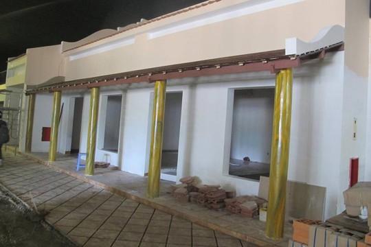Công trình xây dựng trái phép ở phường Hòa Xuân có mặt 5 người Trung Quốc bên trong