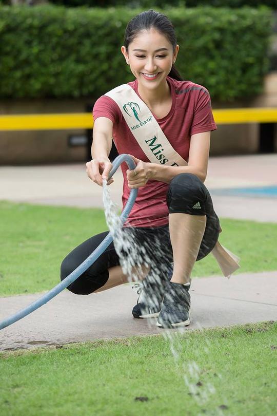 Hà Thu đã có 5 giải phụ tại Hoa hậu Trái Đất 2017 - Ảnh 5.