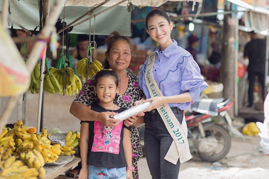 Hà Thu đã có 5 giải phụ tại Hoa hậu Trái Đất 2017 - Ảnh 4.