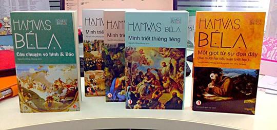 Những tác phẩm của Hamvas Béla được xuất bản tại Việt Nam