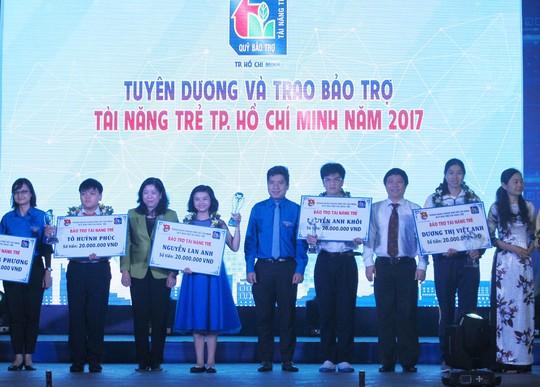5 VĐV được vinh danh Tài năng trẻ TP HCM - Ảnh 1.
