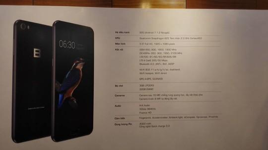 Bphone 2 ra mắt với một phiên bản Gold cao cấp sử dụng camera kép - Ảnh 6.