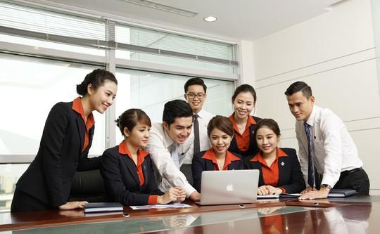 Sacombank - môi trường chất lượng cho người lao động - Ảnh 1.