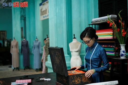 Ngô Thanh Vân kể khổ làm phim Cô Ba Sài Gòn - Ảnh 2.