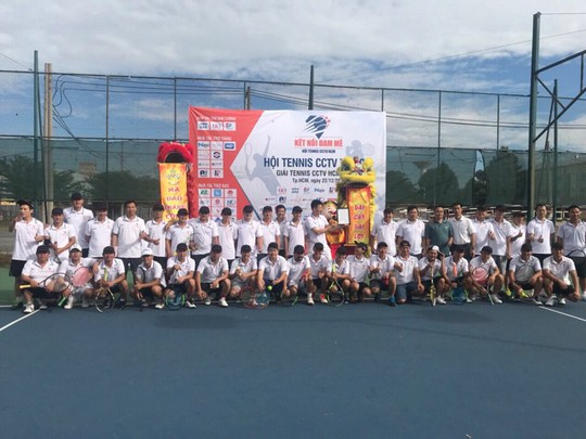 Liên đoàn Quần vợt TP HCM có thêm thành viên mới - Ảnh 1.