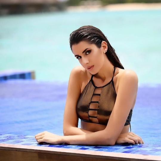 Valentina Vignali: VĐV bóng rổ sexy nhất hành tinh - Ảnh 4.