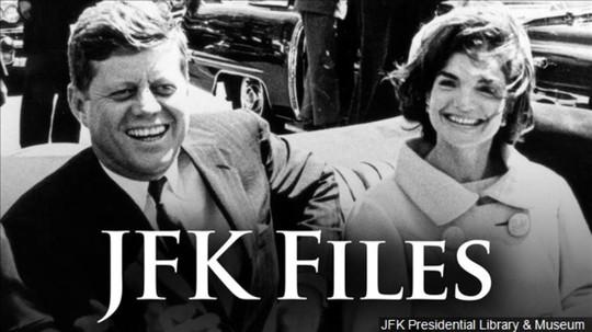 Giải mật hồ sơ J.F.Kennedy - Ảnh 1.
