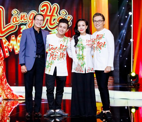 NSƯT Thanh Điền lần đầu tiết lộ tánh ghen của vợ Thanh Kim Huệ - Ảnh 1.