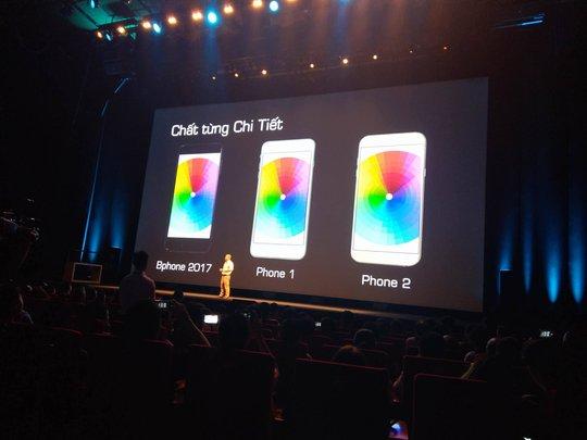 Bphone 2 ra mắt với một phiên bản Gold cao cấp sử dụng camera kép - Ảnh 24.
