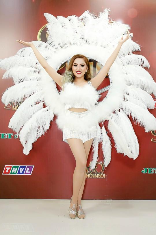 NS Châu Thanh giúp ái nữ Châu Ngọc Tiên lội ngược dòng - Ảnh 1.