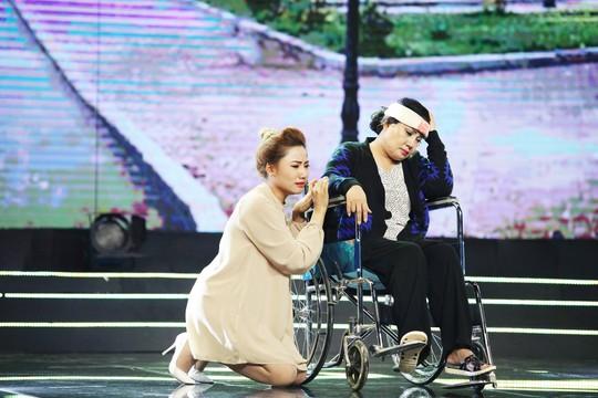 Đôi chân thiên thần giúp Lương Bằng Quang chiến thắng tập 2 Sao nối ngôi - Ảnh 8.