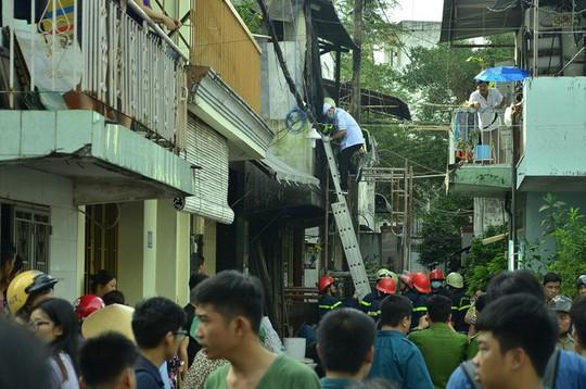 Thông tin mới liên quan vụ cháy khiến 3 mẹ con tử vong - Ảnh 2.