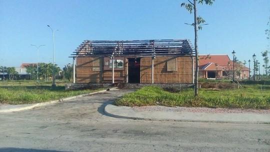 Cháy nhà lưu niệm của cố Tổng Bí thư Lê Duẩn - Ảnh 1.