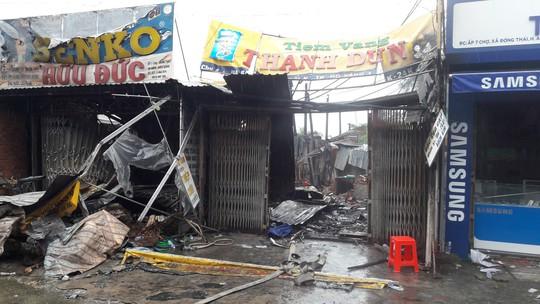 Ba người chết cháy trong tiệm vàng: Bộ Công an vào cuộc - Ảnh 1.