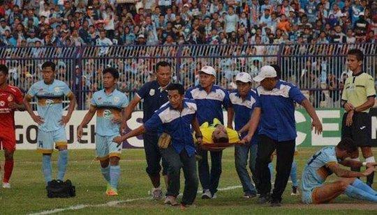 Cựu cầu thủ Than Quảng Ninh ngộ sát thủ môn Indonesia là ai? - Ảnh 4.