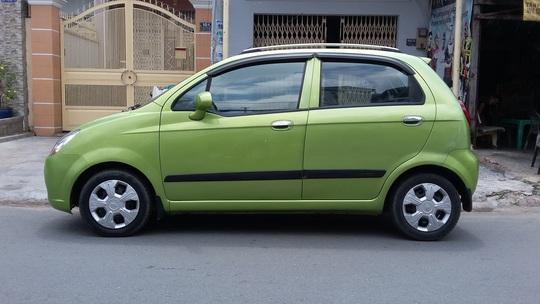Top 4 ô tô cũ giá rẻ, tiết kiệm xăng nhất hiện nay - Ảnh 2.