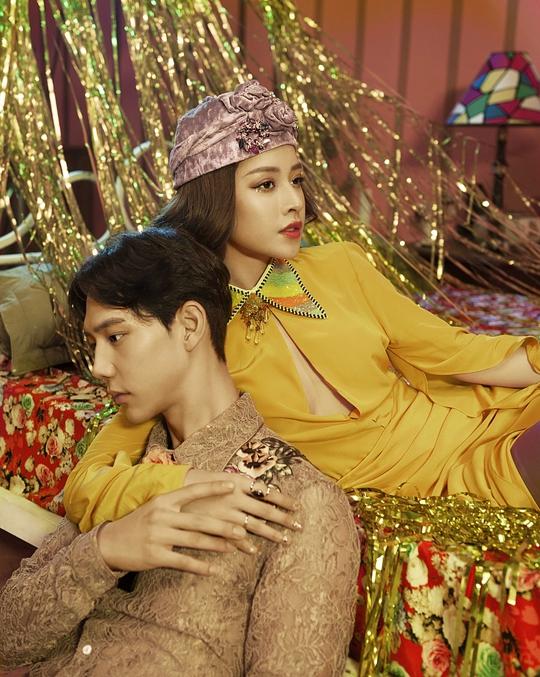Mặc đồng nghiệp dè bỉu, Chi Pu tiếp tục phát hành MV thứ 2 - Ảnh 5.