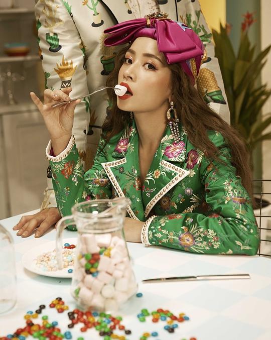 Mặc đồng nghiệp dè bỉu, Chi Pu tiếp tục phát hành MV thứ 2 - Ảnh 1.