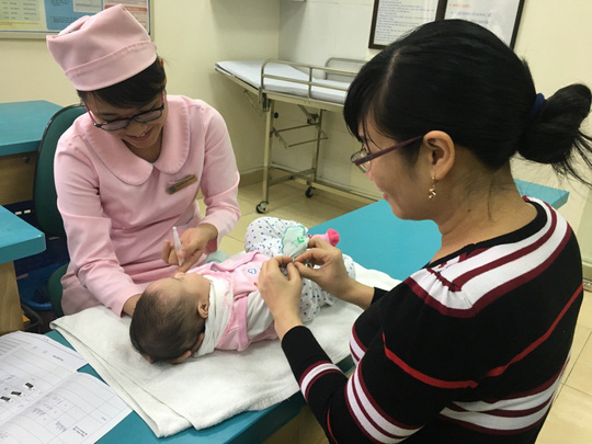 1,9 triệu trẻ em Việt bị suy dinh dưỡng thấp còi - Ảnh 1.