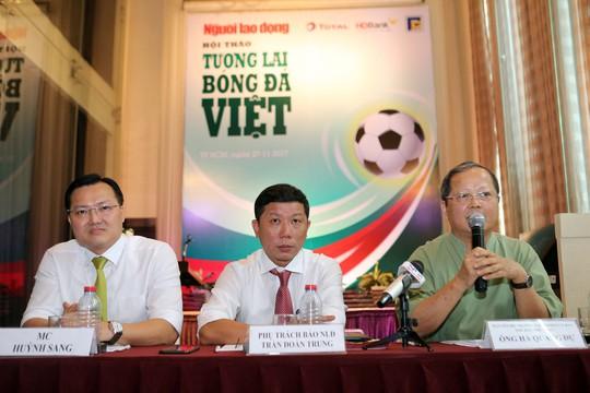 Những góp ý chất lượng cho bóng đá Việt - Ảnh 2.