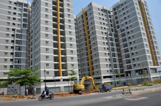 Nhiều dự án lớn triển khai làm cho giá đất ở quận 9, TP HCM tăng Ảnh: Tấn Thạnh