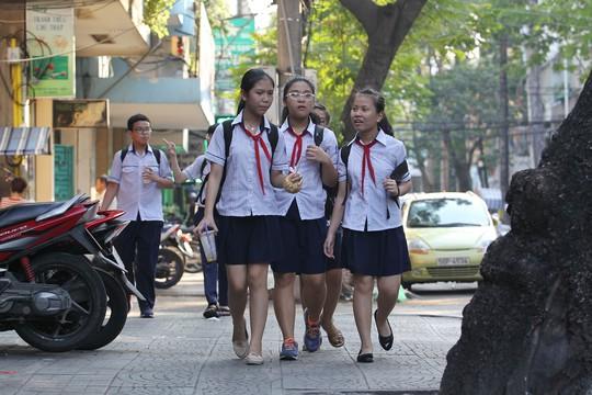 Sau khi ra quân lập lại trật tự đô thị, vỉa hè ở đường Nguyễn Thái Bình, quận 1 đã thuộc về người đi bộẢnh: HOÀNG TRIỀU