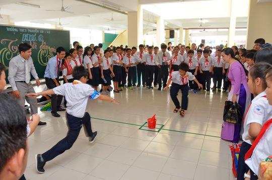 Chương trình mới cần chú trọng các hoạt động trải nghiệm cho học sinh Ảnh: Tấn Thạnh