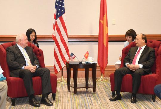 Việt Nam coi trọng hợp tác với Mỹ - Ảnh 1.