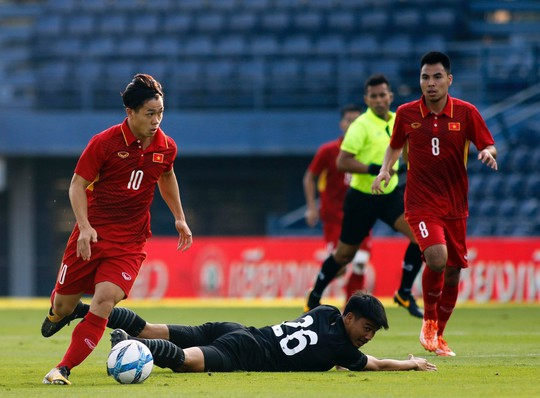 Bản phối mới cho hàng công U23 Việt Nam - Ảnh 2.