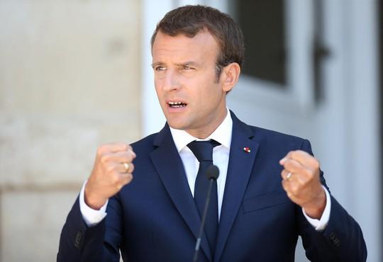 Tổng thống Pháp đã thấy mệt! - Ảnh 1.