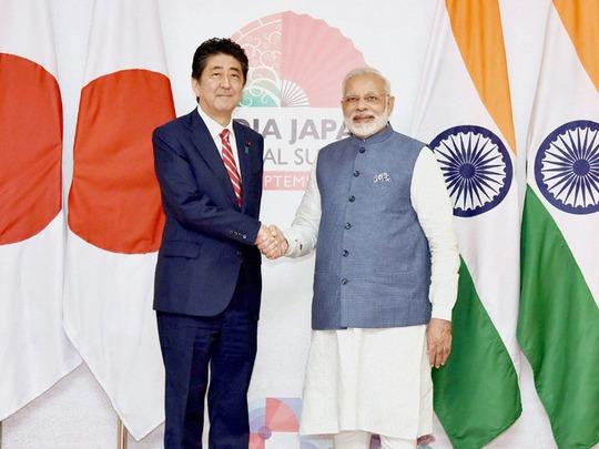Nhật - Ấn bao vây Trung Quốc - Ảnh 1.