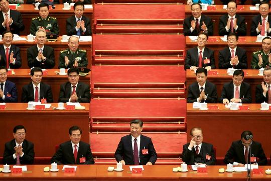 Trung Quốc và tham vọng 2050 - Ảnh 1.