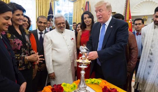 Mỹ cần Ấn Độ để kìm Trung Quốc - Ảnh 1.