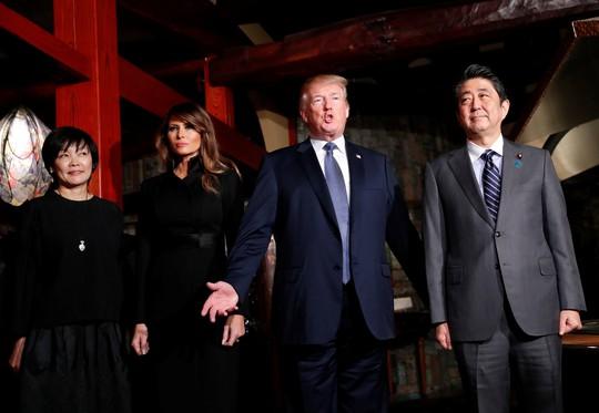Mỹ - Nhật đối phó Triều Tiên - Ảnh 1.