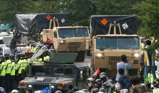 Seoul nhượng bộ 3 không về quân sự - Ảnh 1.