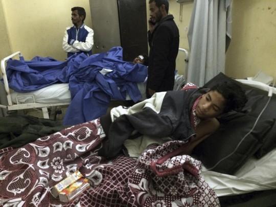 Cơn đau đầu của Mỹ tại Sinai - Ảnh 1.
