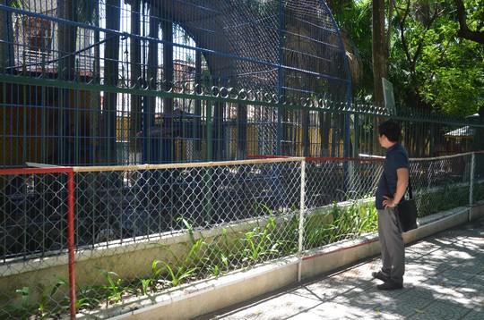 Đề nghị xóa sổ vườn thú ở Đà Nẵng - Ảnh 1.
