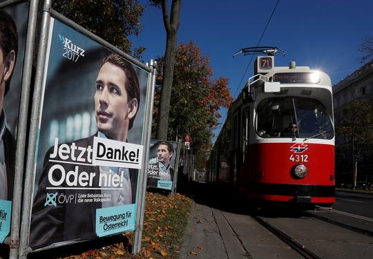 EU nín thở sau bầu cử Áo - Ảnh 1.