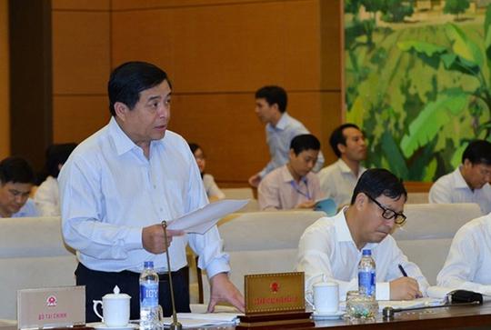 Bộ trưởng Bộ Kế hoạch và Đầu tư Nguyễn Chí Dũng phát biểu tại hội nghịẢnh: Nguyễn Nam