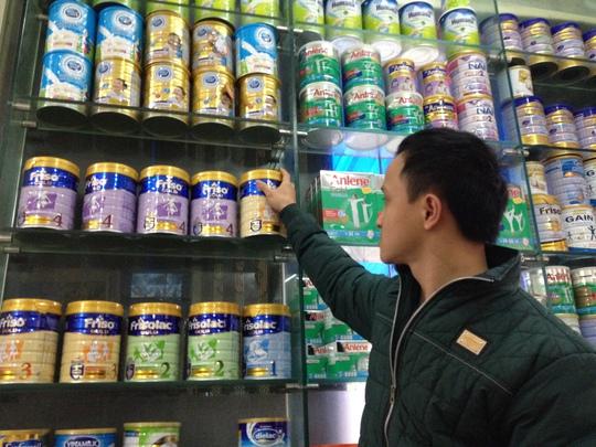 Cần quản lý tốt giá sữa sau khi bỏ mức trần từ ngày 31-3Ảnh: NGỌC DUNG