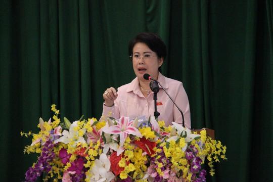 Cử tri bất tín nhiệm bà Phan Thị Mỹ Thanh - Ảnh 1.
