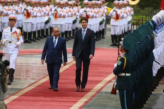 Việt Nam - Canada nâng cấp lên quan hệ Đối tác toàn diện - Ảnh 1.