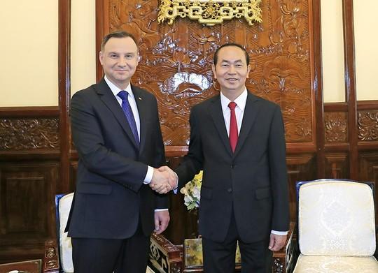 Việt Nam - Ba Lan đạt nhiều thỏa thuận quan trọng - Ảnh 1.
