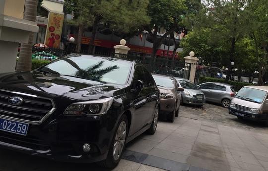 Bộ Tài Chính đã thực hiện khoán xe công từ ngày 1-10-2016 Ảnh: TÔ HÀ